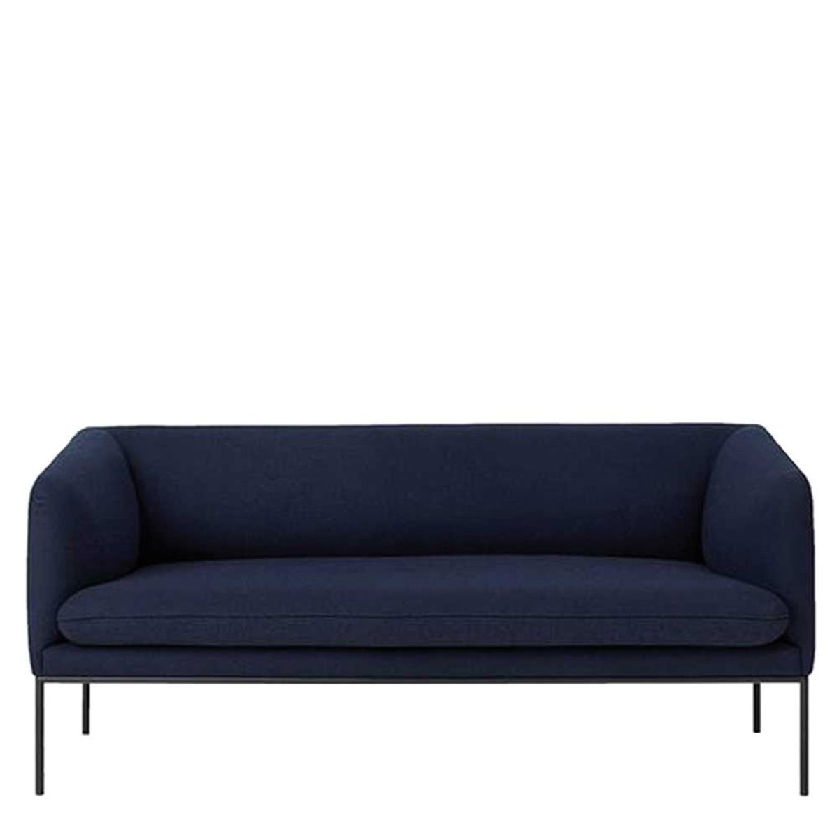 Ferm Living Turn Sofa 2-zits Bank Wolmix