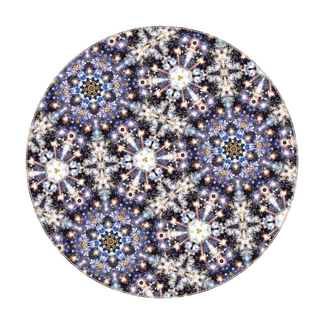Moooi Carpets Festival Midnight Vloerkleed Large