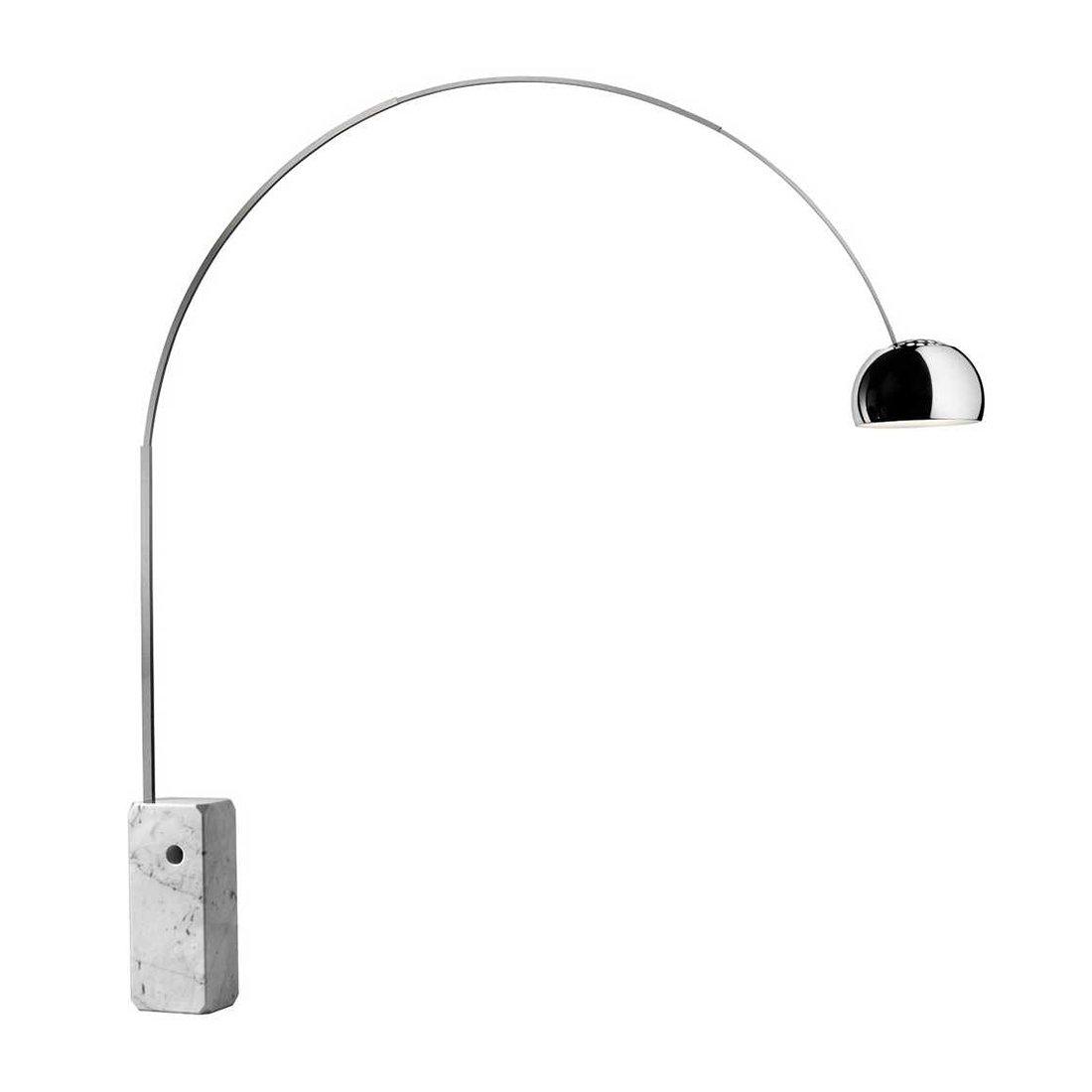 FLOS Arco LED Dimbaar Vloerlamp