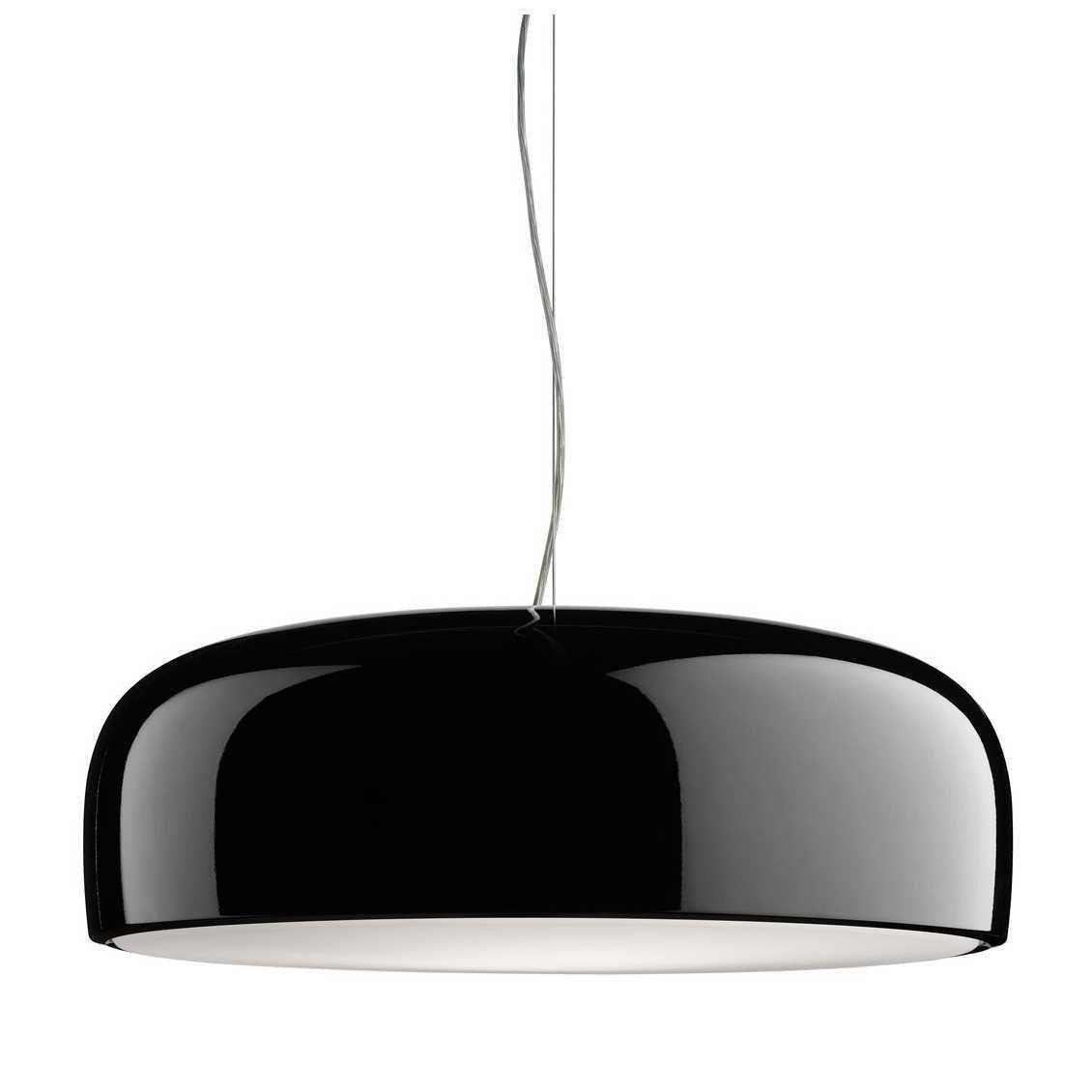 FLOS Smithfield Hanglamp Zwart - E27