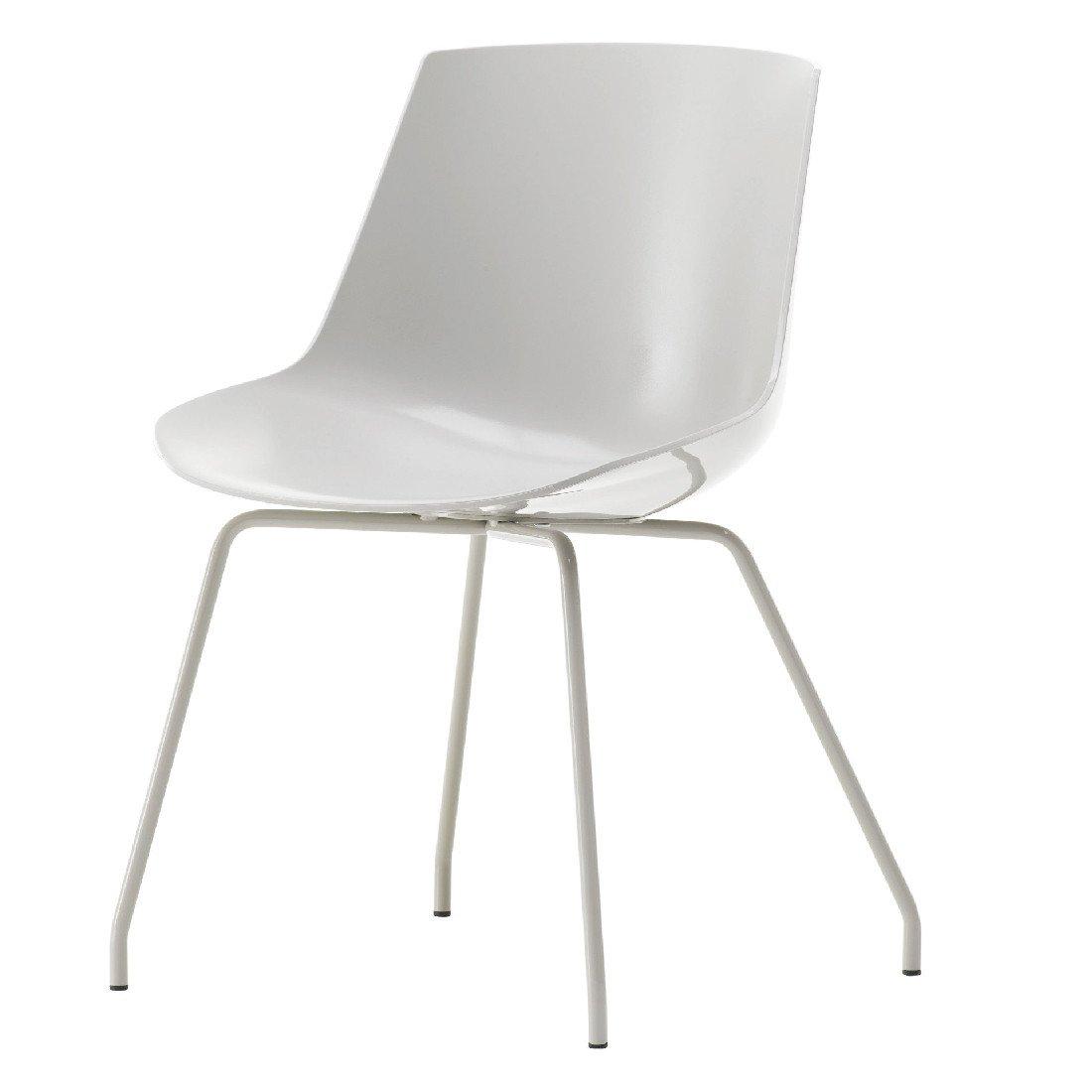 MDF Italia Flow Chair Stalen Onderstel