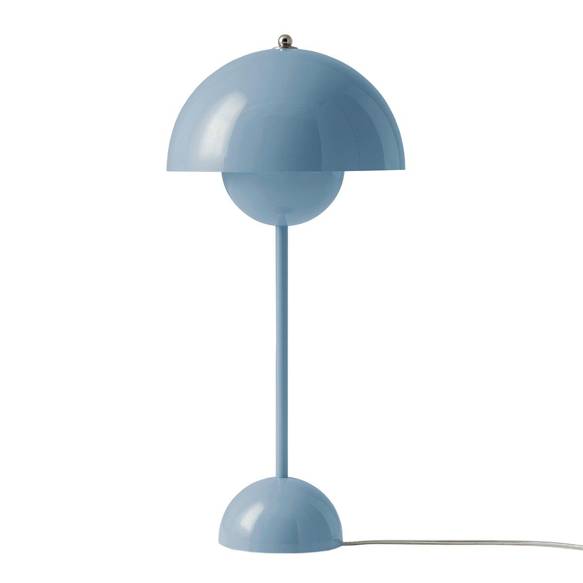 &Tradition Flowerpot VP3 Tafellamp - Lichtblauw