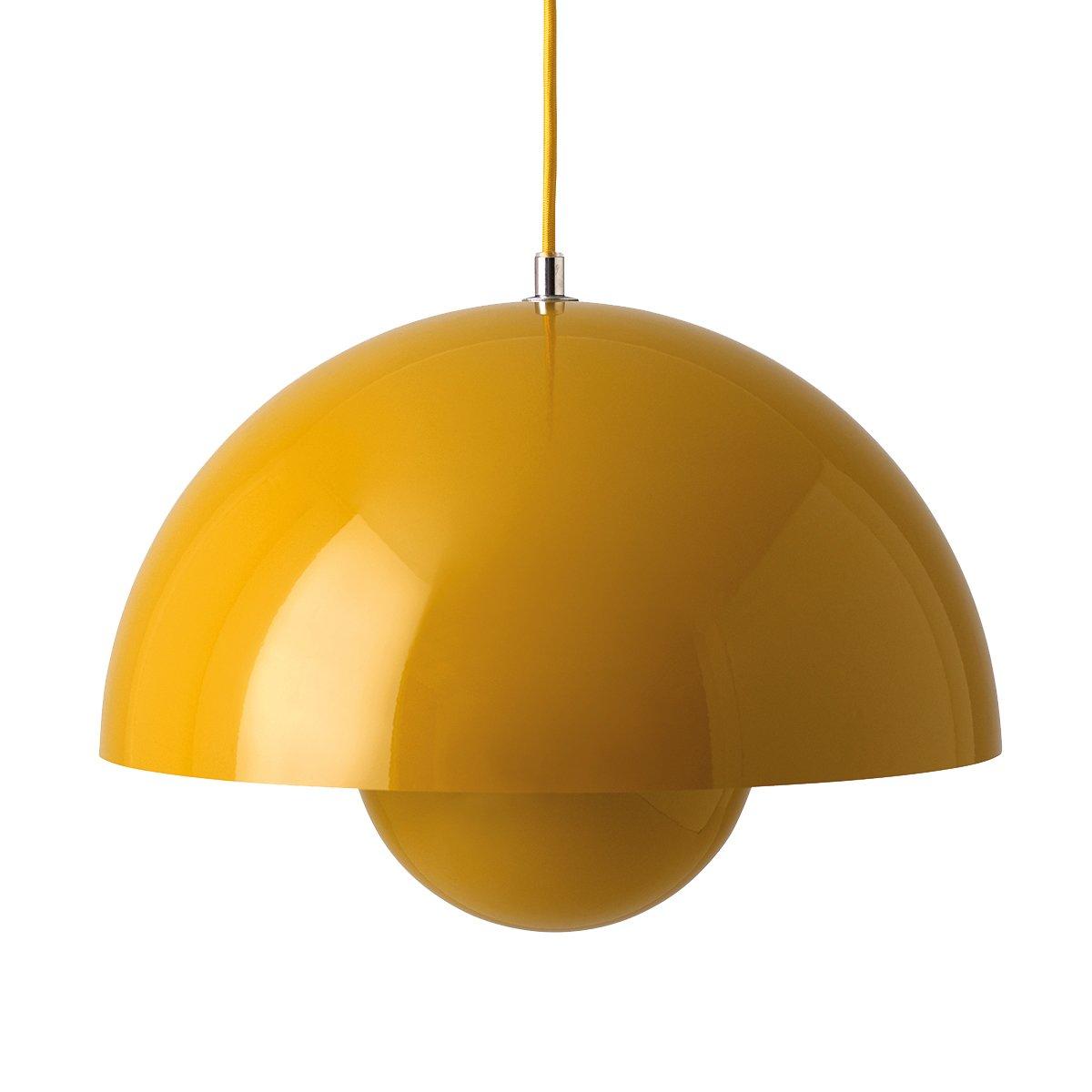 &Tradition Flowerpot VP7 Hanglamp - Mosterd