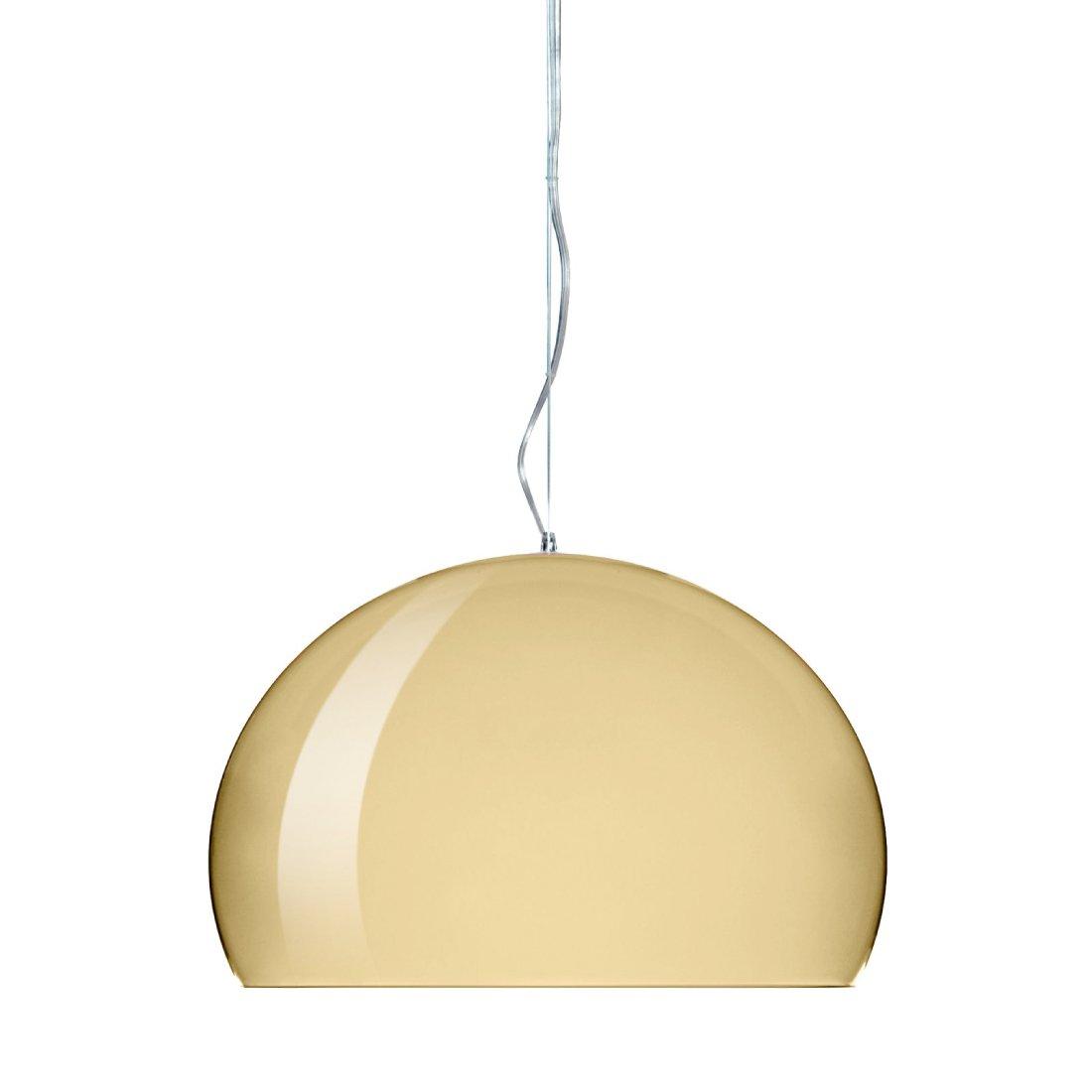 Kartell Fly Hanglamp Goud