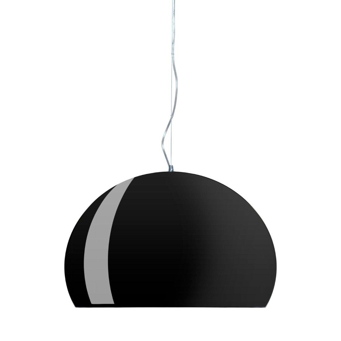 Kartell Fly Hanglamp Zwart
