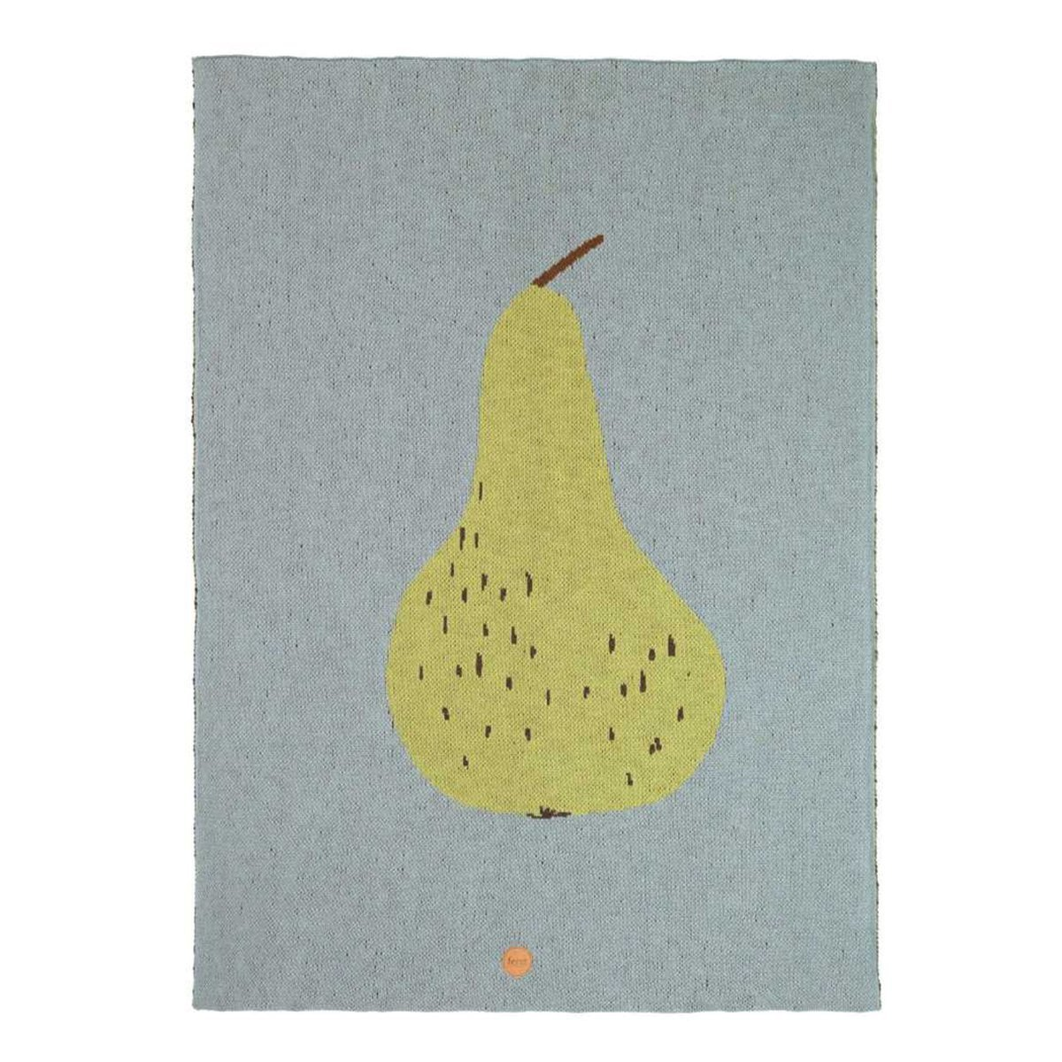 Ferm Living Fruiticana Pear Plaid