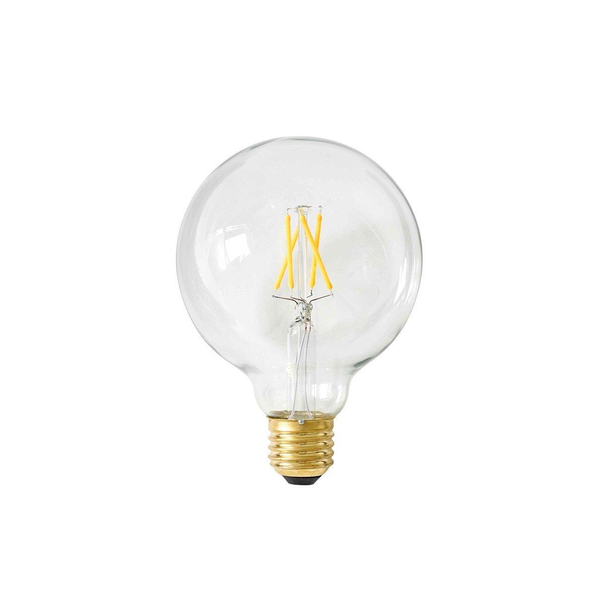 Menu Globe Bulb Helder - LED E27 - Dim to Warm - �9,5 cm.