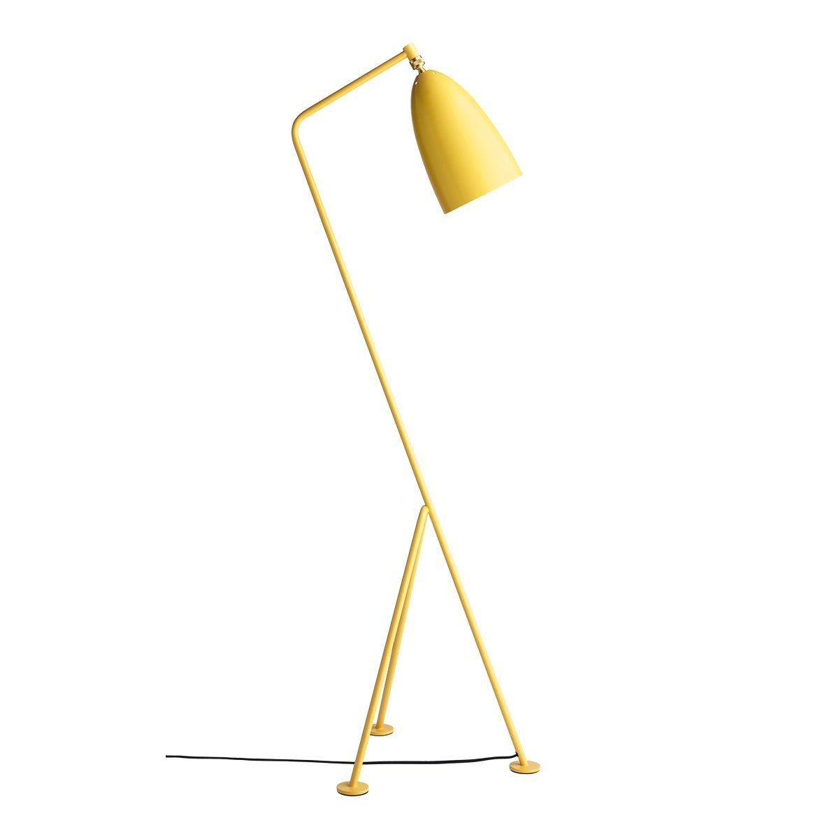 Gubi Gr�shoppa Vloerlamp Aspen Yellow