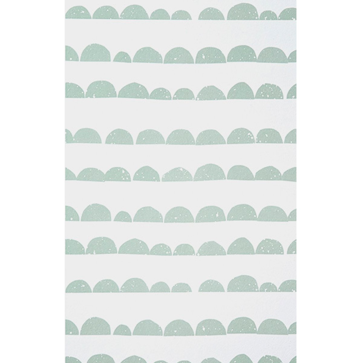 Ferm Living Behang Half Moon Mint