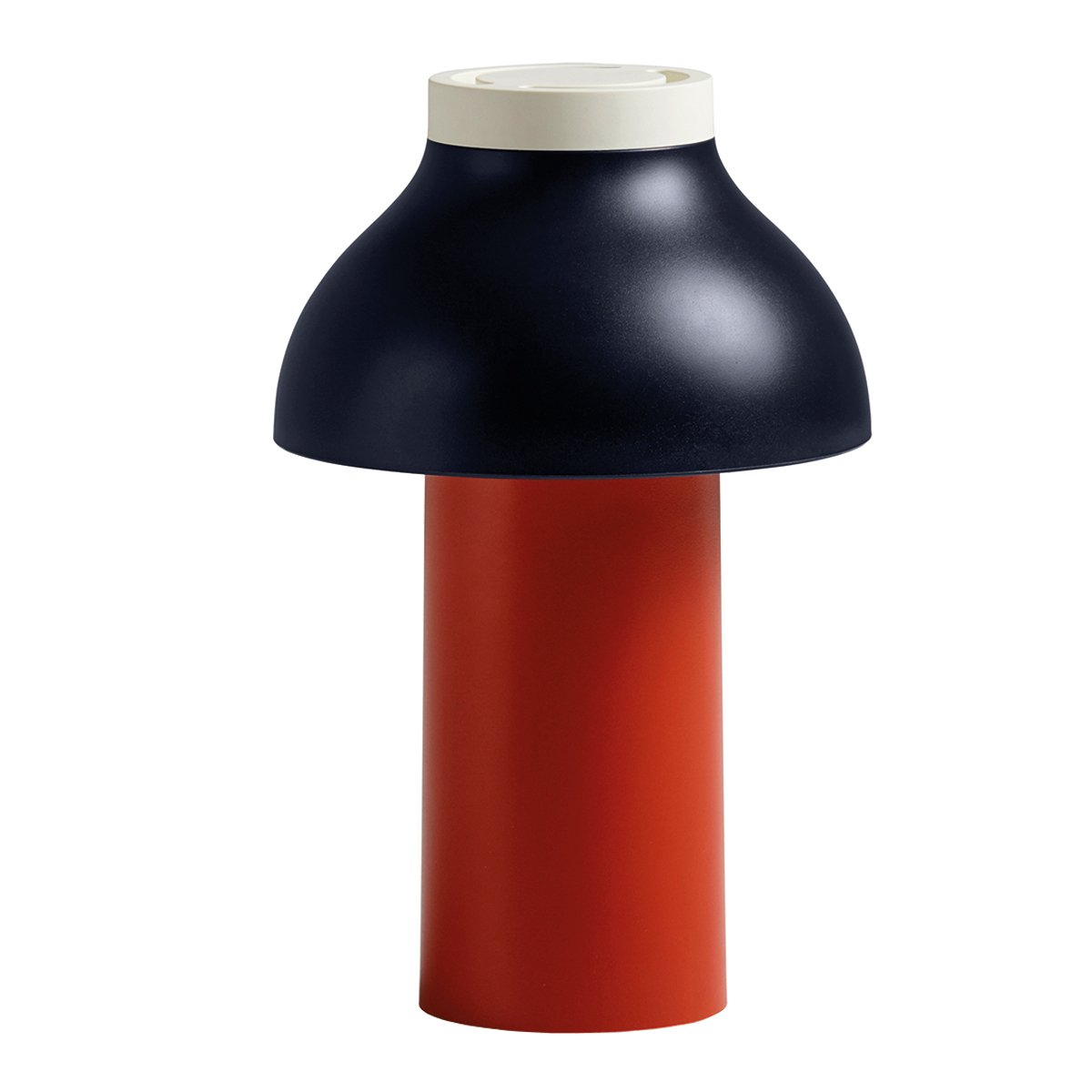 HAY PC Portable Lamp LED - Dusty Red