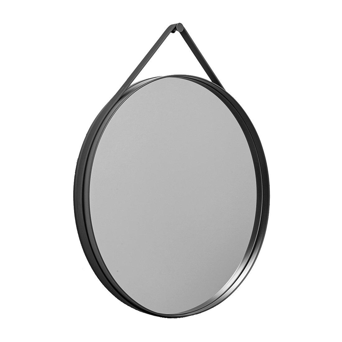 HAY Strap Mirror Spiegel 70 cm Antraciet
