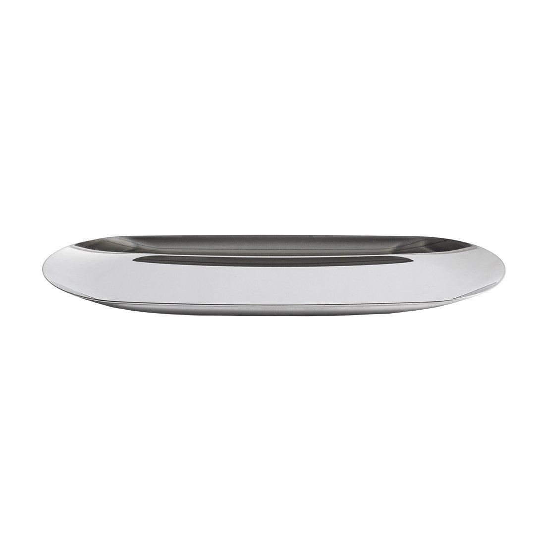 HAY Tray Dienblad Large Zilver