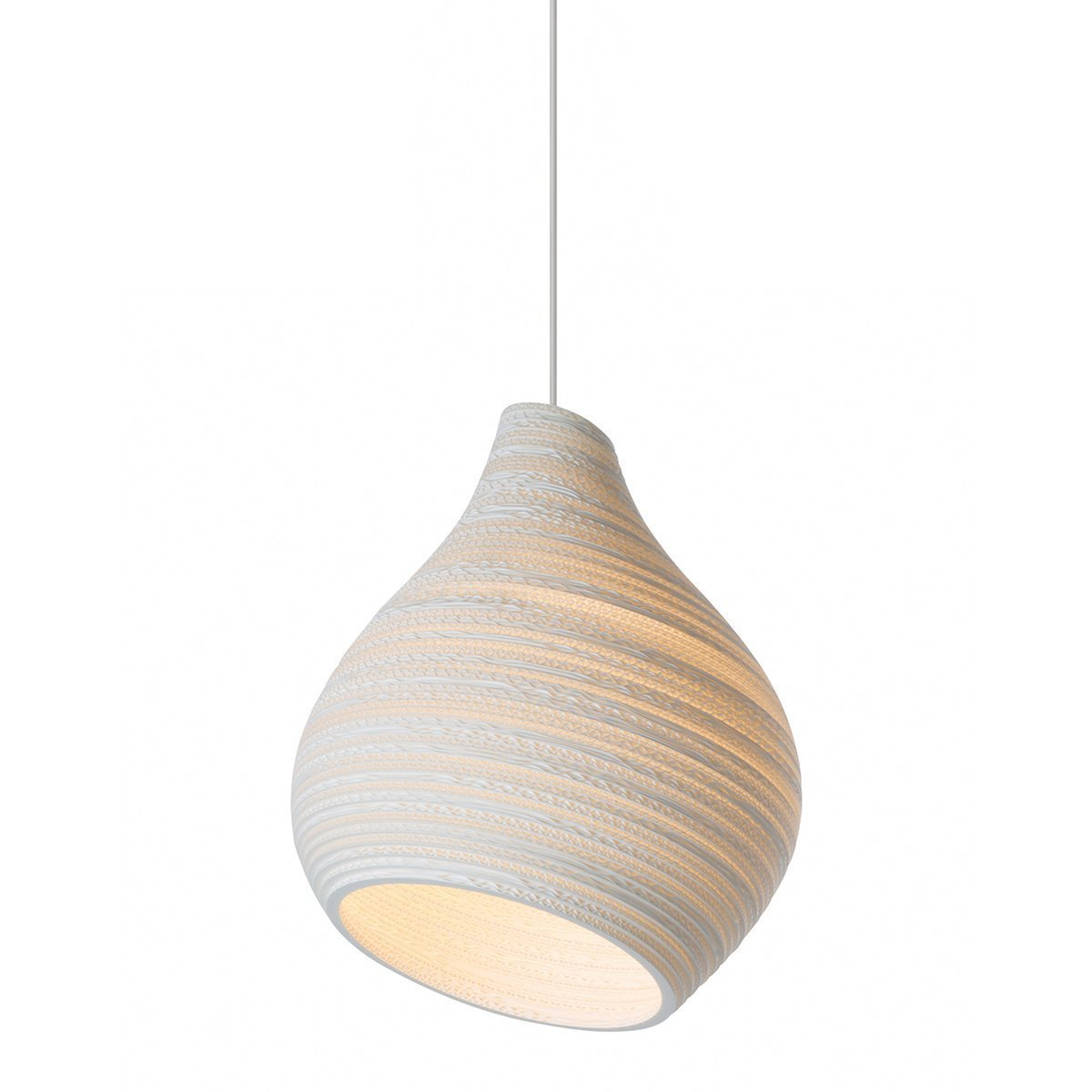 Graypants Hive Hanglamp Small - Wit
