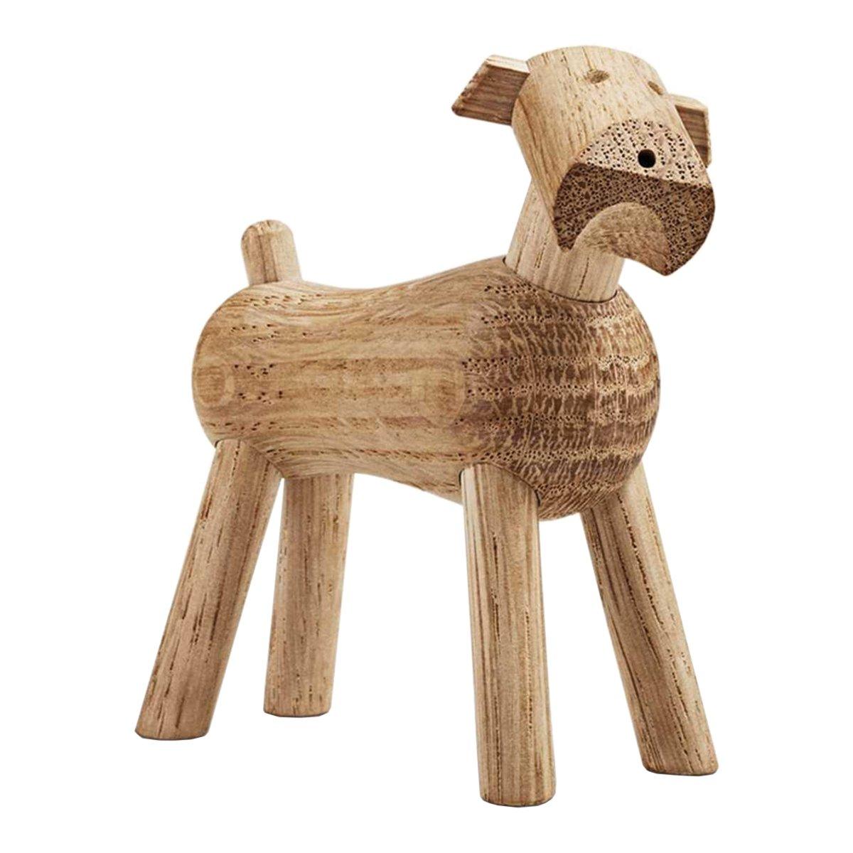 Kay Bojesen Hond Tim Naturel Eiken