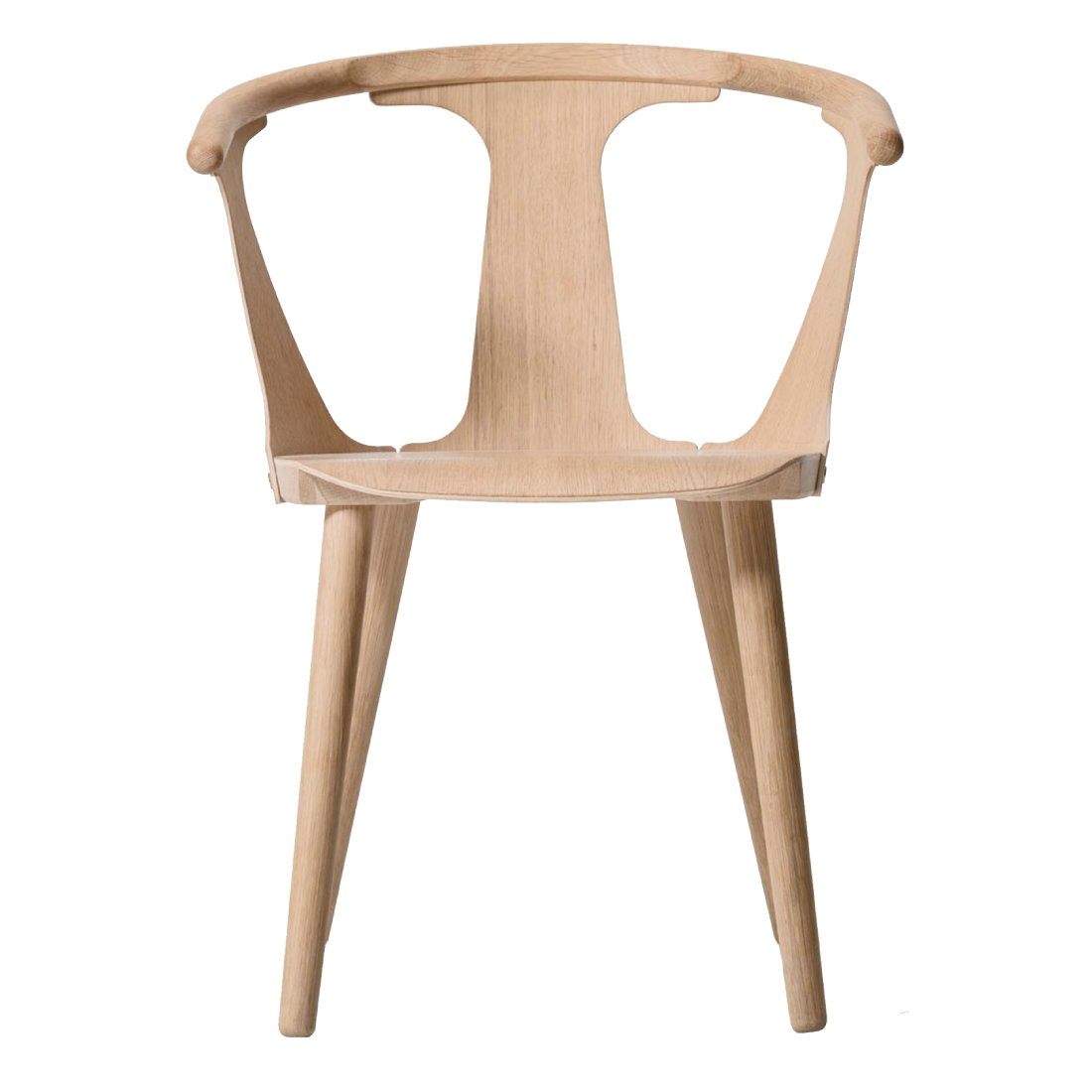 &Tradition In Between Chair SK1 Naturel Eiken
