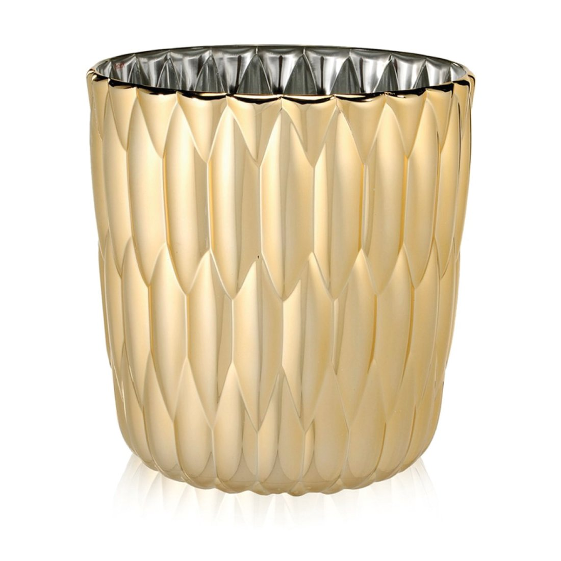 Jelly Metallic Vaas - Kartell