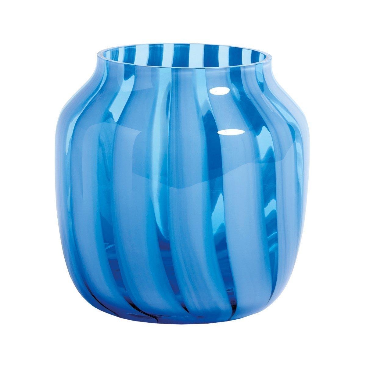 HAY Juice Vaas Blauw Wide - Kristine Five Melv�r