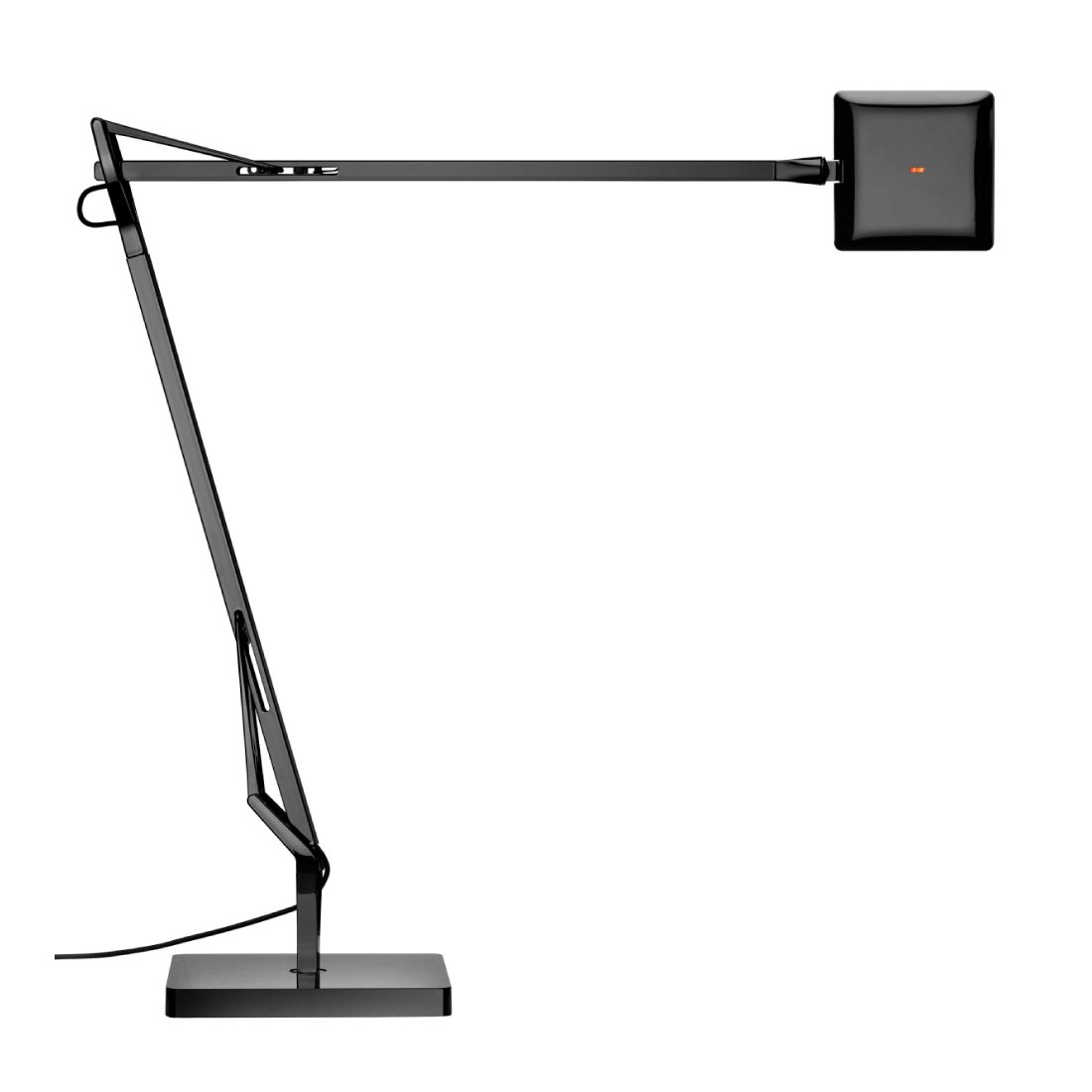 FLOS Kelvin Edge Tafellamp Zwart