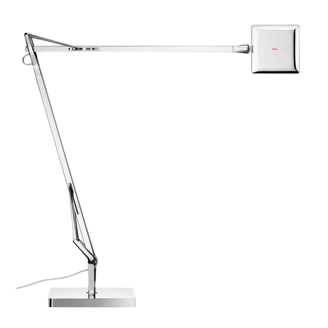FLOS Kelvin Edge Tafellamp Chroom