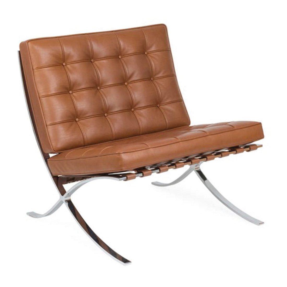 Knoll International Barcelona Chair Relax - Venezia Cognac