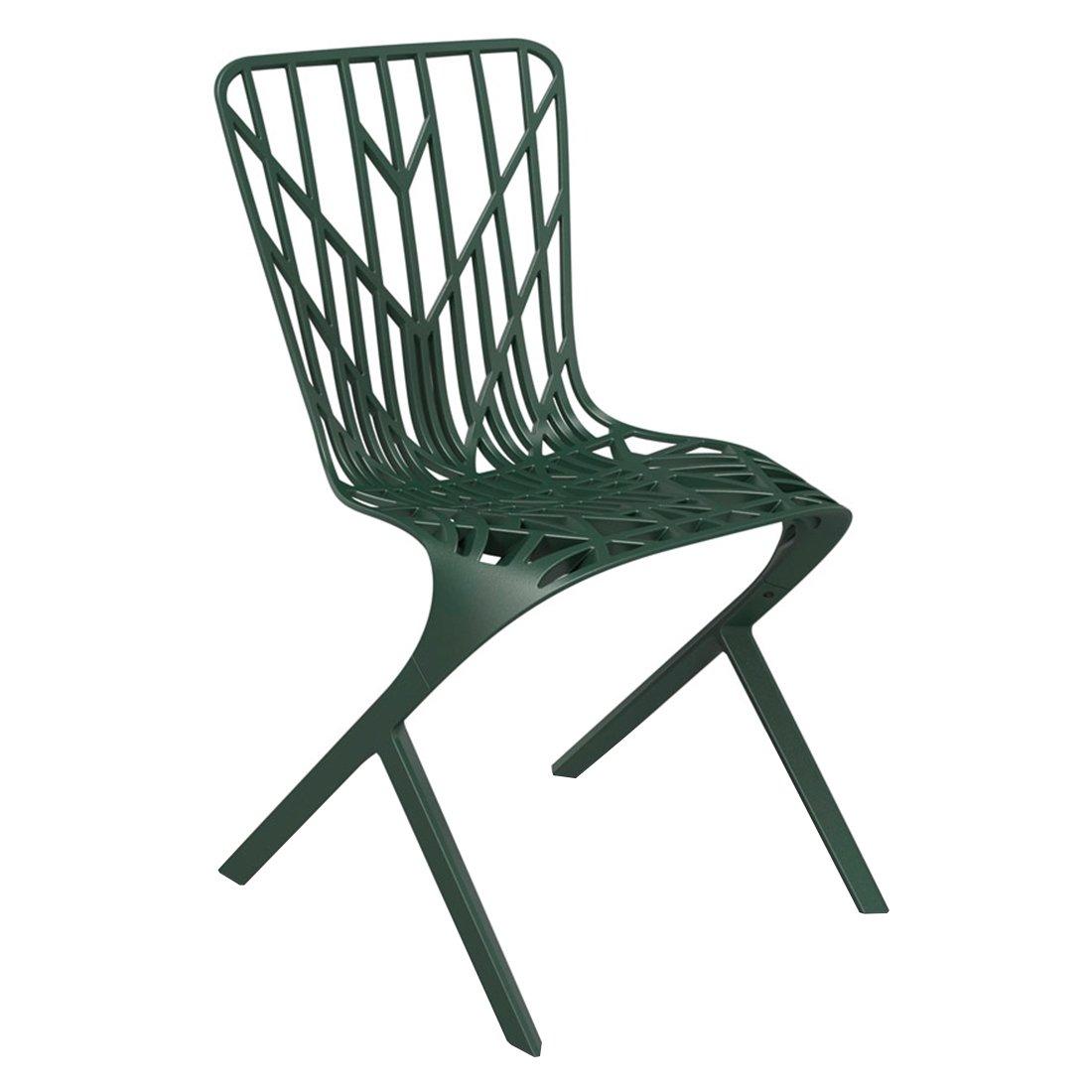 Knoll Washington Skeleton Chair - Groen