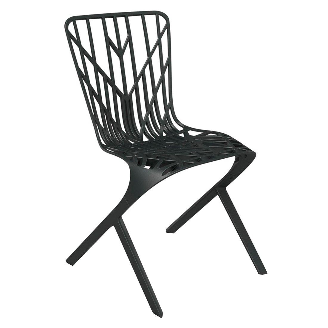 Knoll Washington Skeleton Chair - Zwart