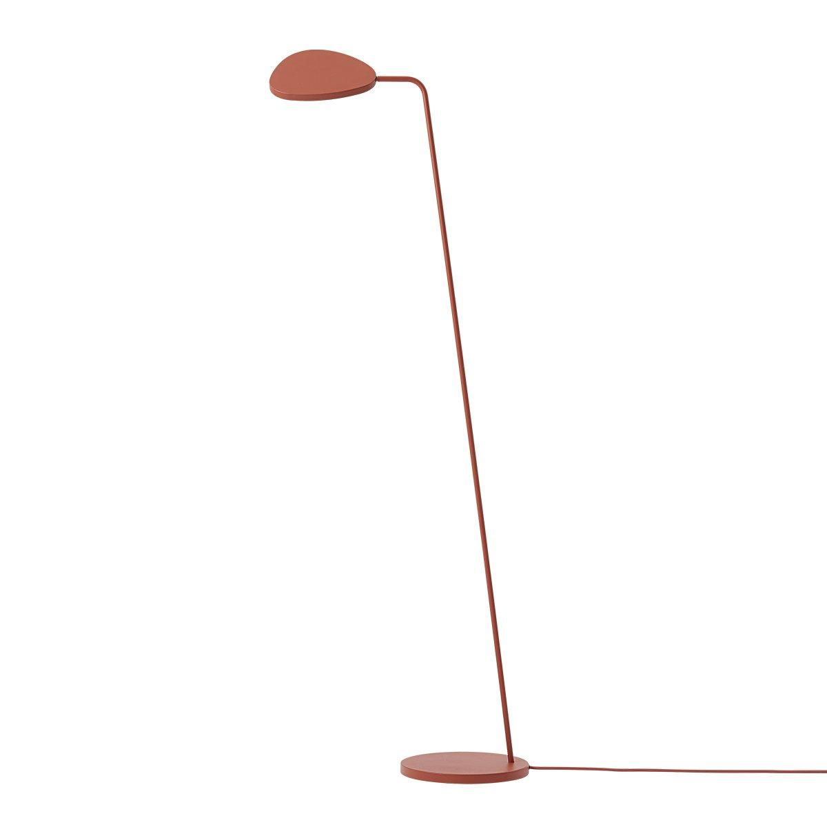 Muuto Leaf Vloerlamp Koper
