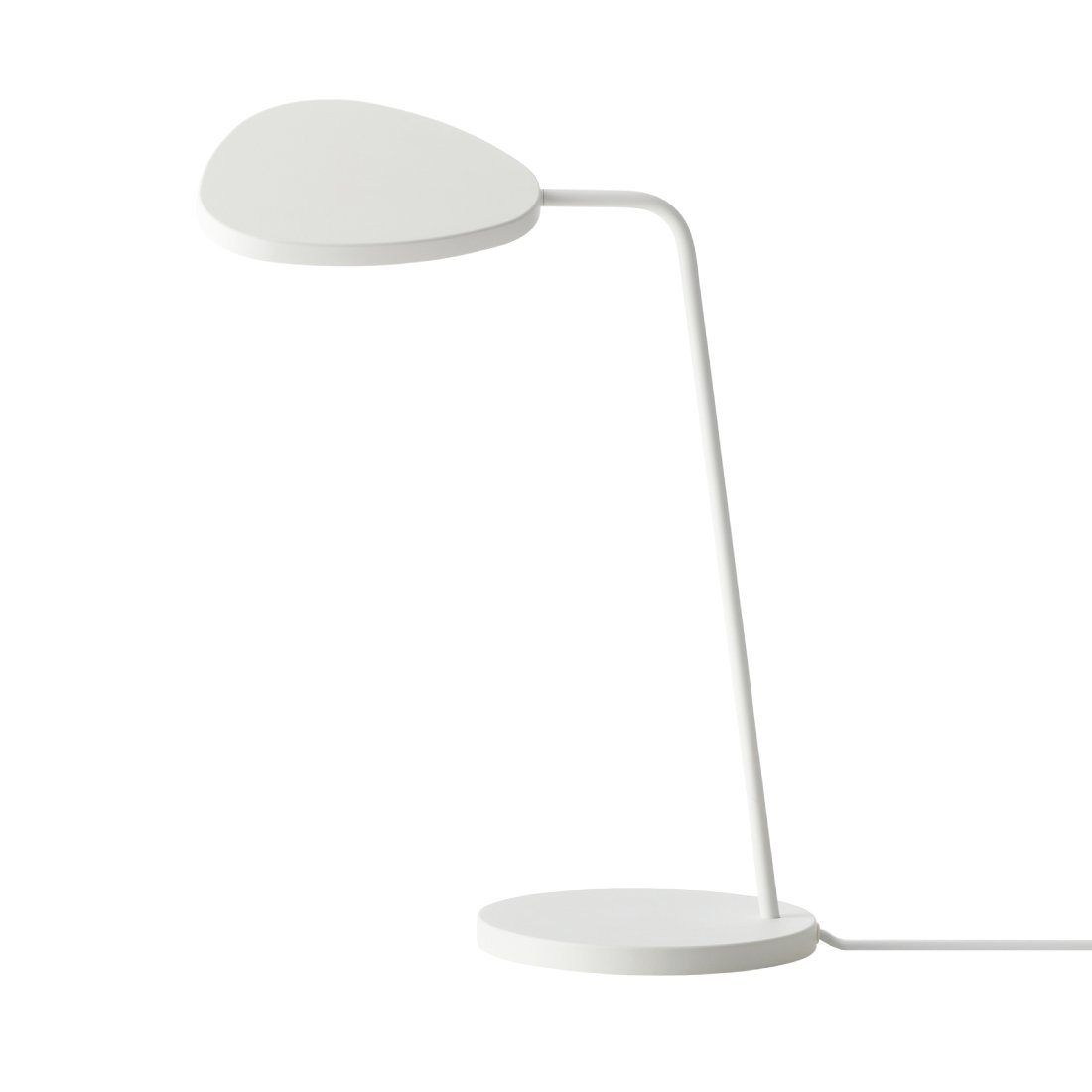 Muuto Leaf Tafellamp Wit