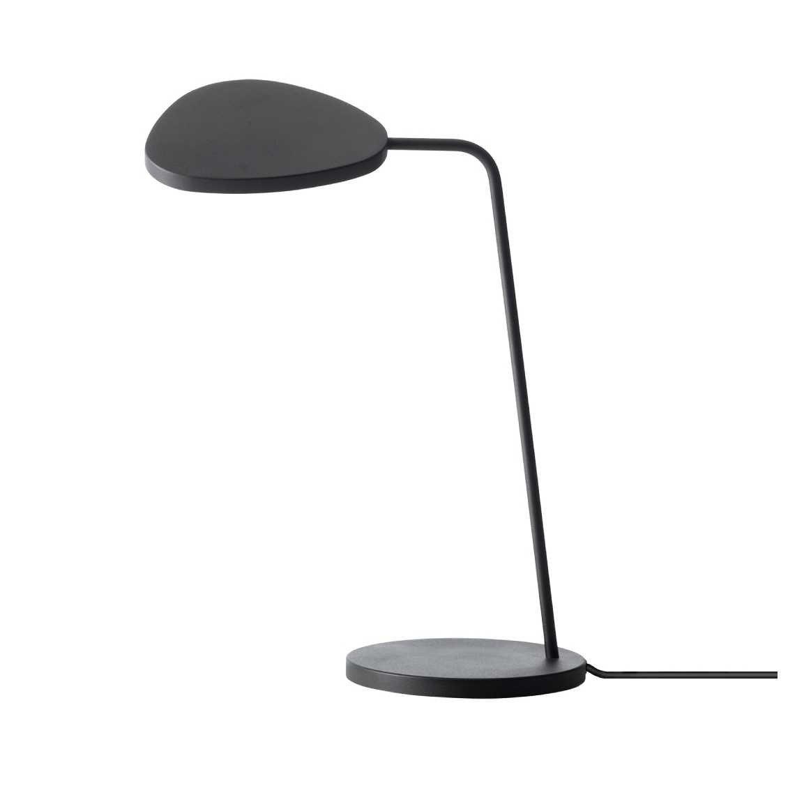 Muuto Leaf Tafellamp 2019 - Zwart