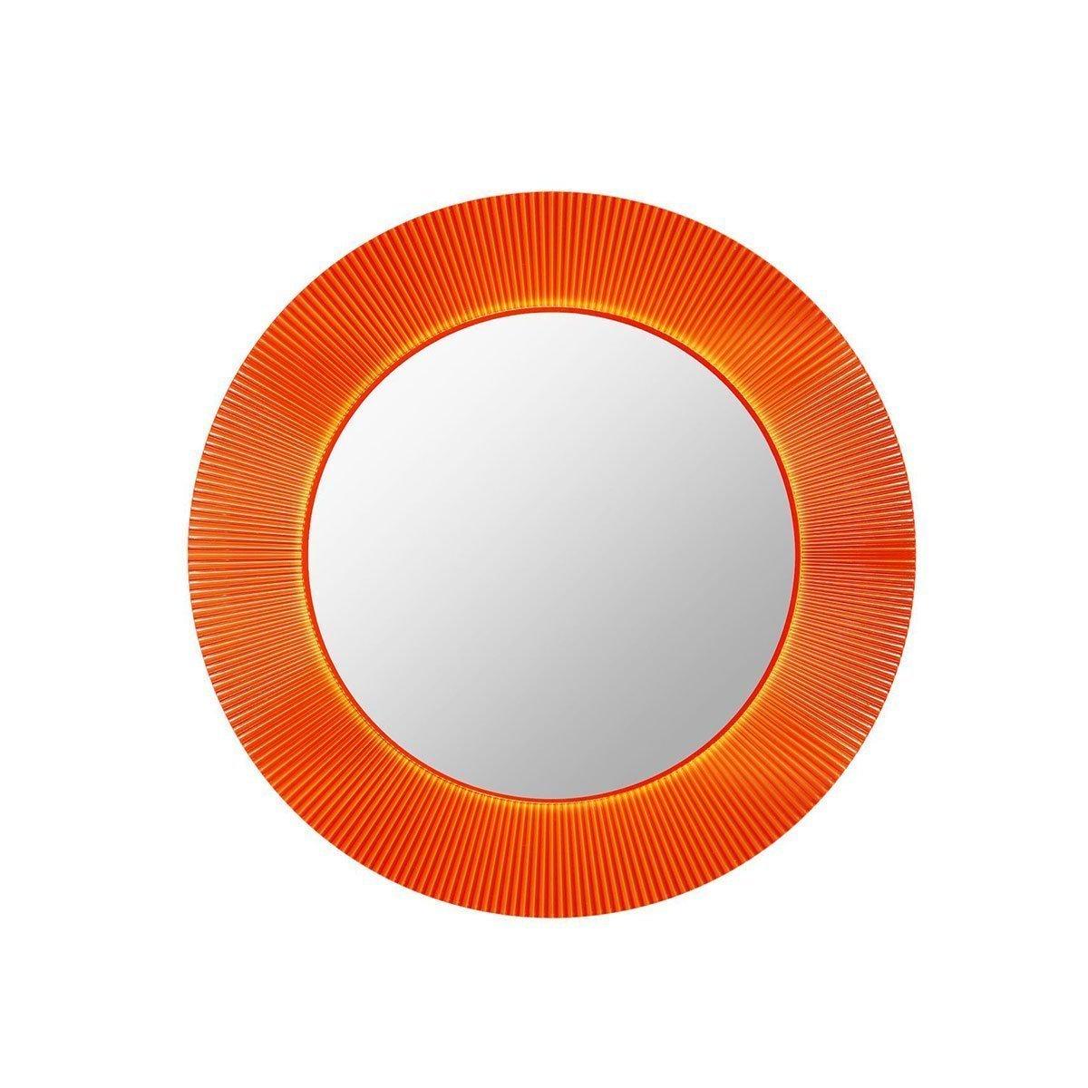 All Saints Spiegel - Kartell - LED - Oranje