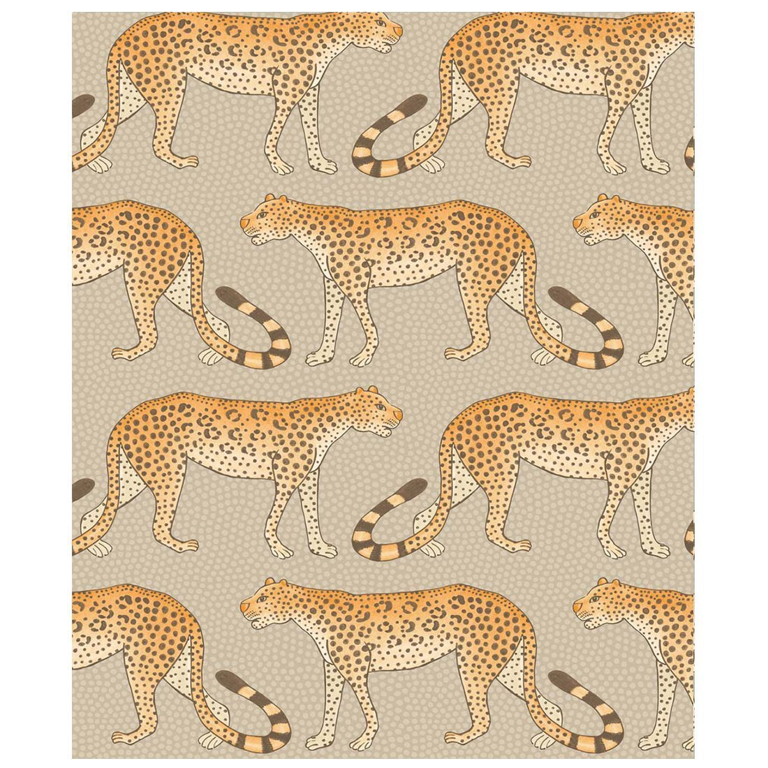 Cole & Son Ardmore Leopard Walk Behang 1092010