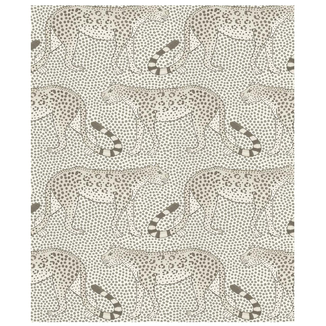 Cole & Son Ardmore Leopard Walk Behang 1092011