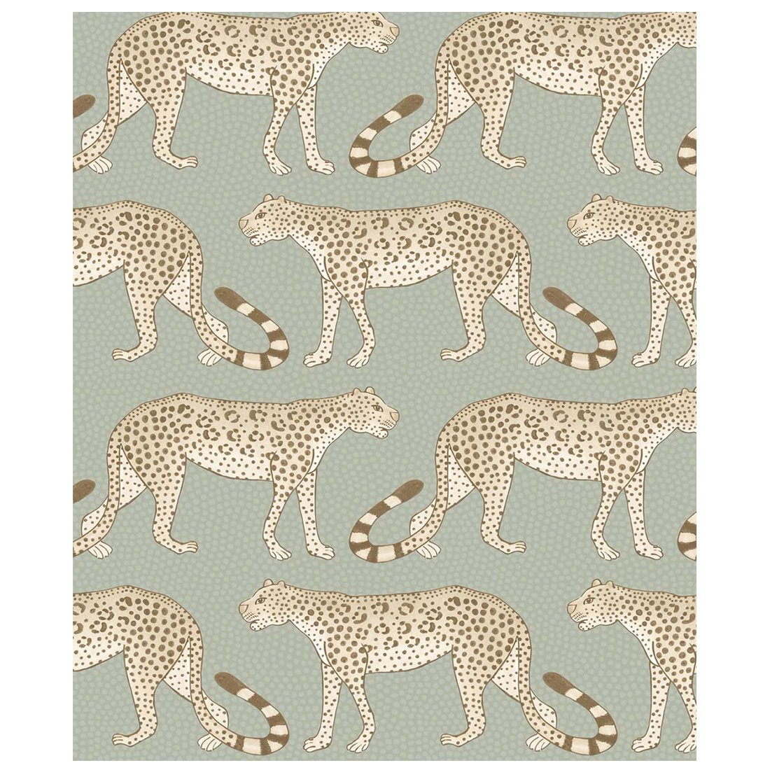 Cole & Son Ardmore Leopard Walk Behang 1092009