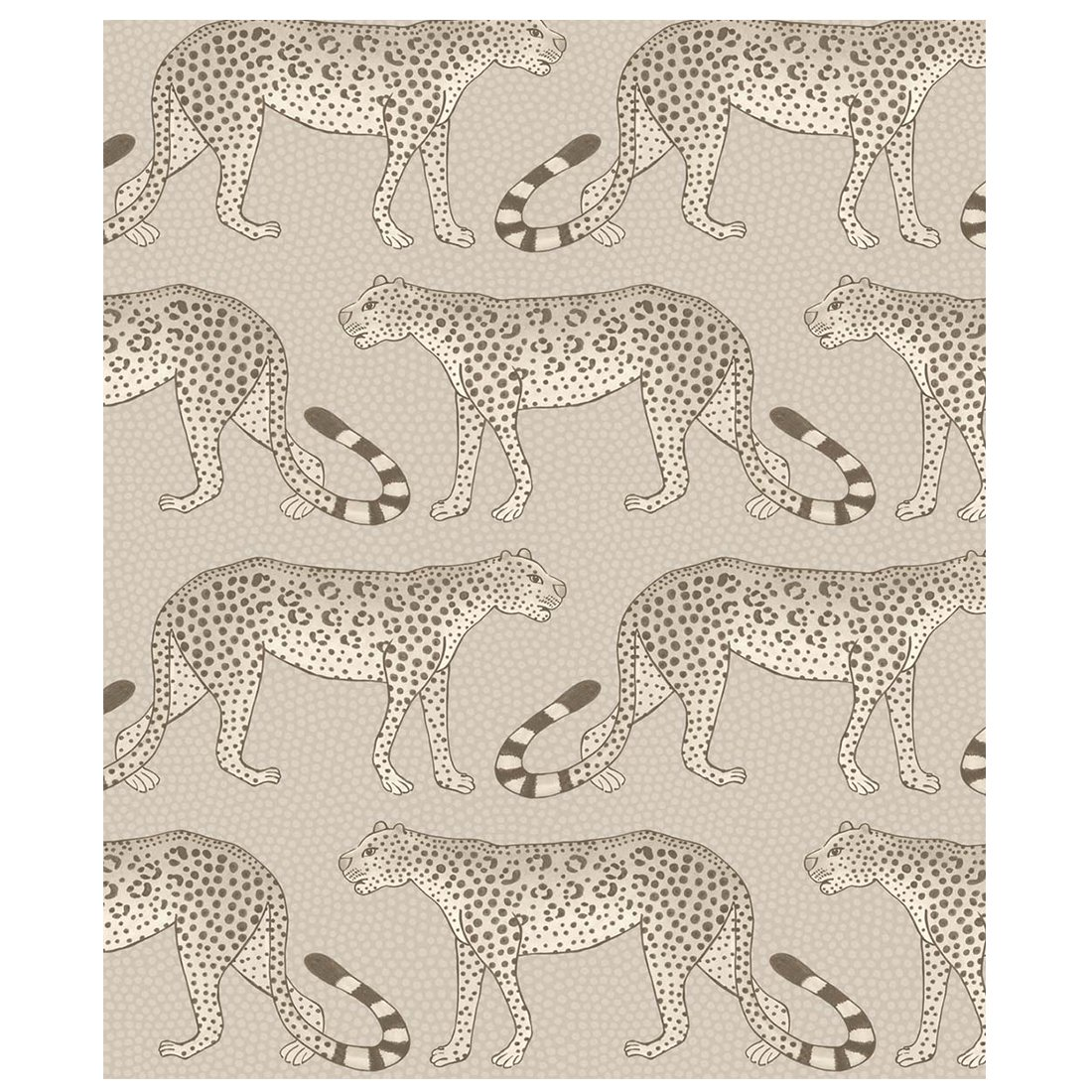 Cole & Son Ardmore Leopard Walk Behang 1092012