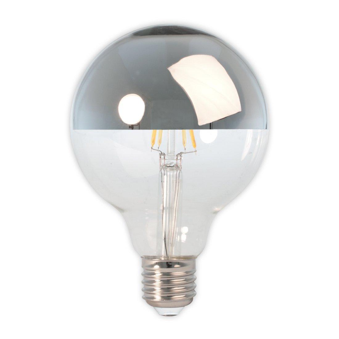 LED Kopspiegel Globe Lichtbron