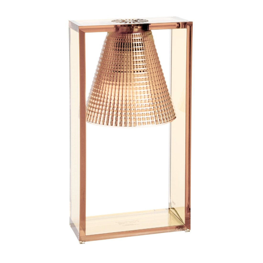 Kartell Light Air Uni Tafellamp Roze