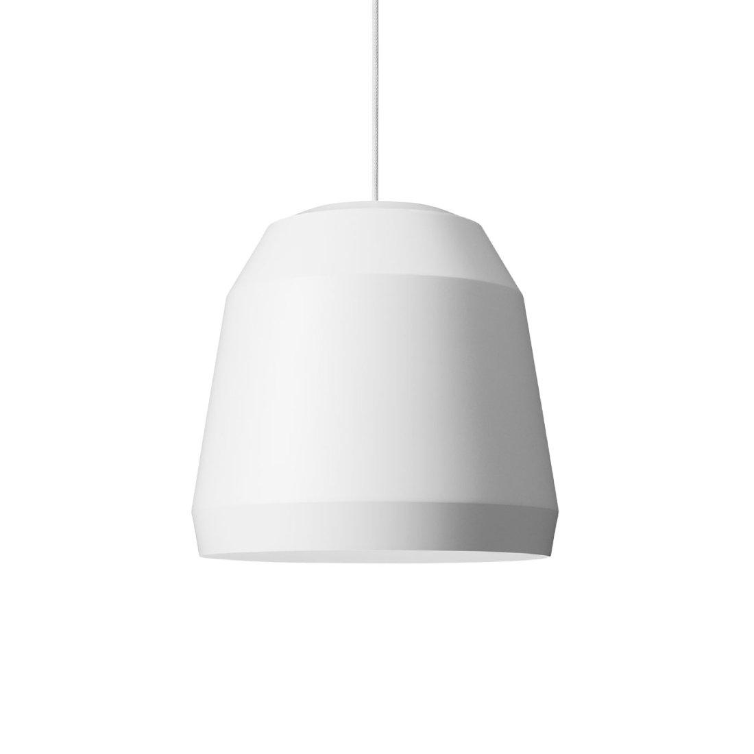 Lightyears Mingus Hanglamp S White - Snoer 600 cm