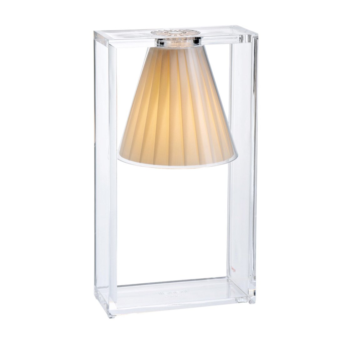 Kartell Light Air Tafellamp Beige