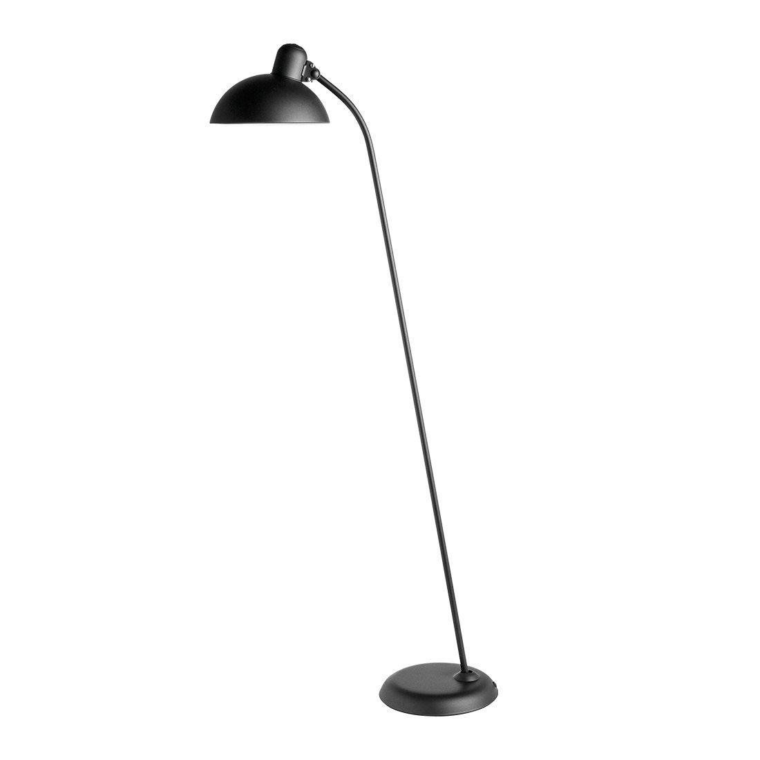 Lightyears Kaiser Idell 6556-F Vloerlamp Mat Zwart