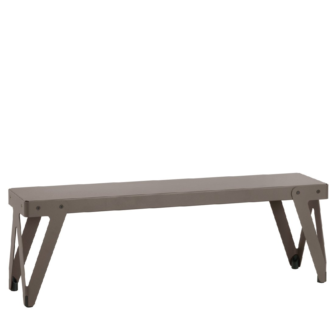 Functionals Lloyd Bench Bank Medium Grijs