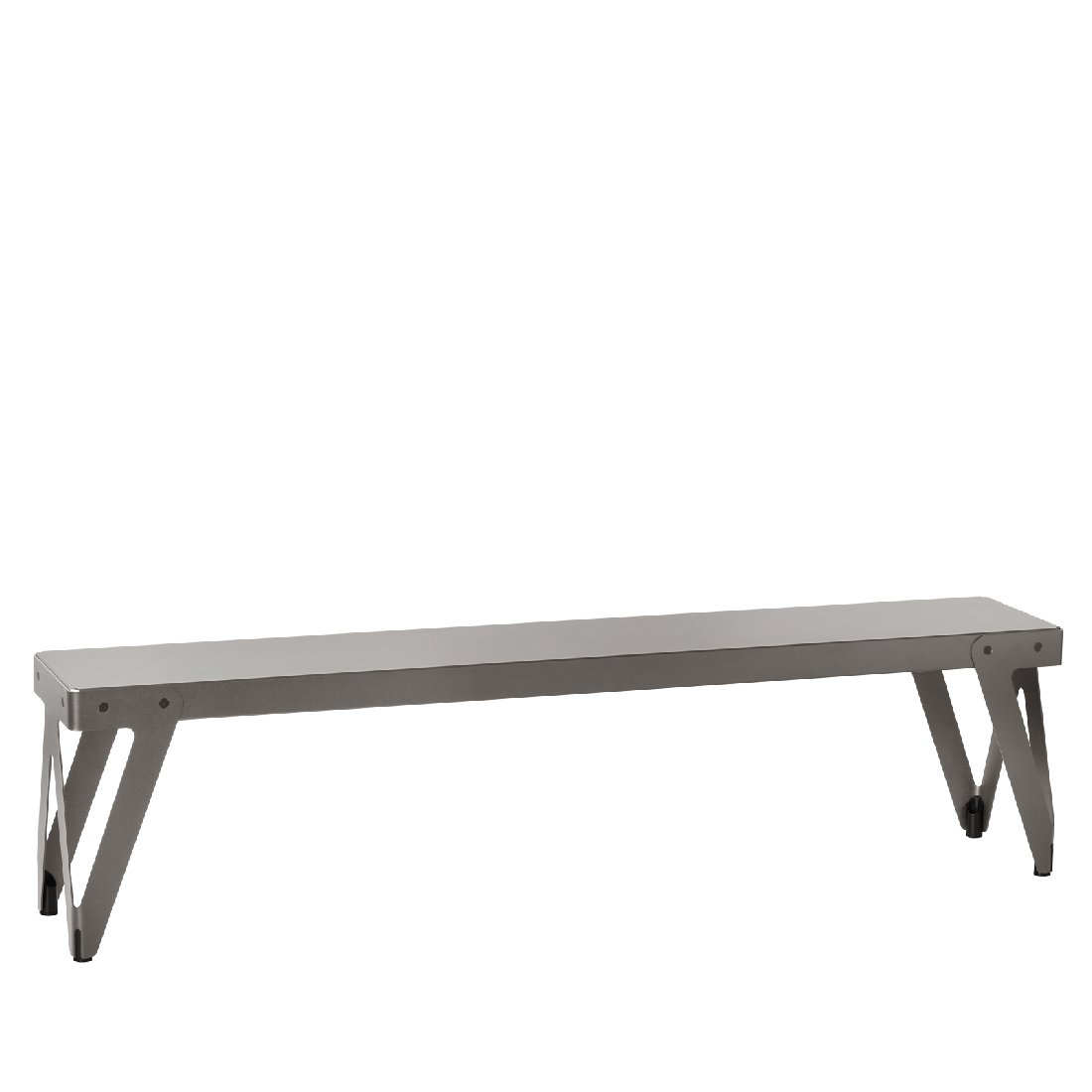 Functionals Lloyd Bench Bank Grijs
