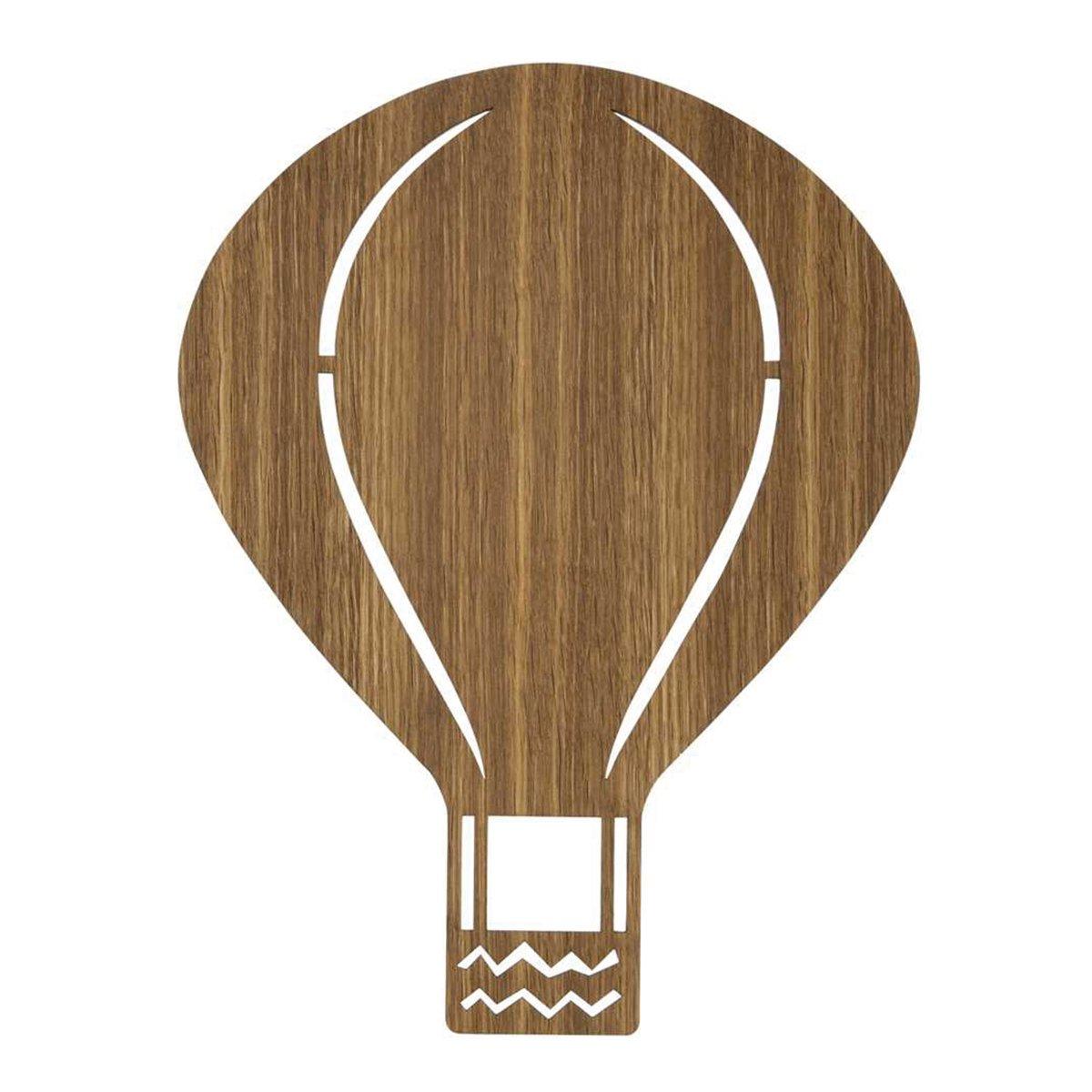 Ferm Living Luchtballon Wandlamp Eiken
