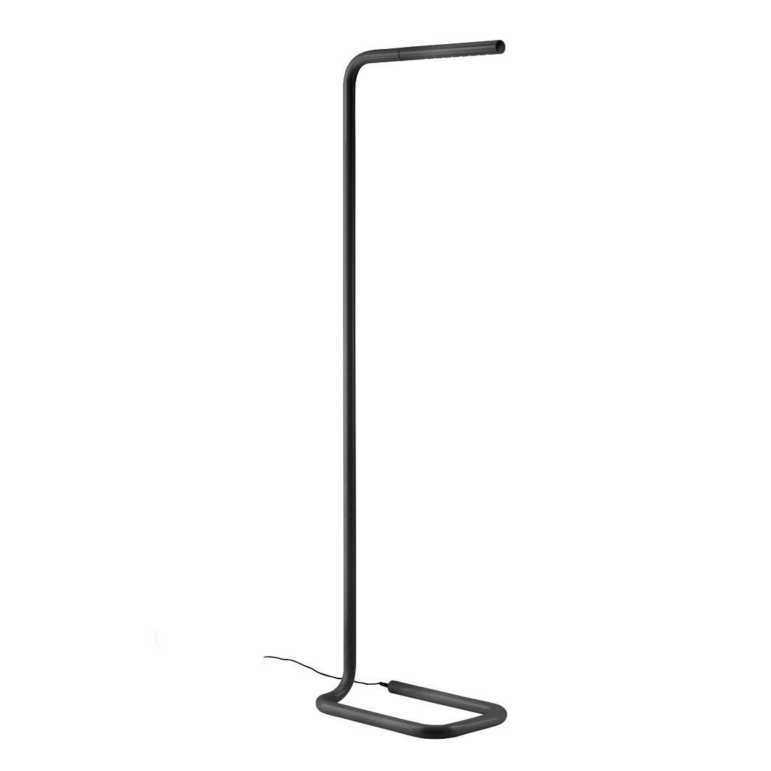 Thonet Lum 125 Vloerlamp Zwart