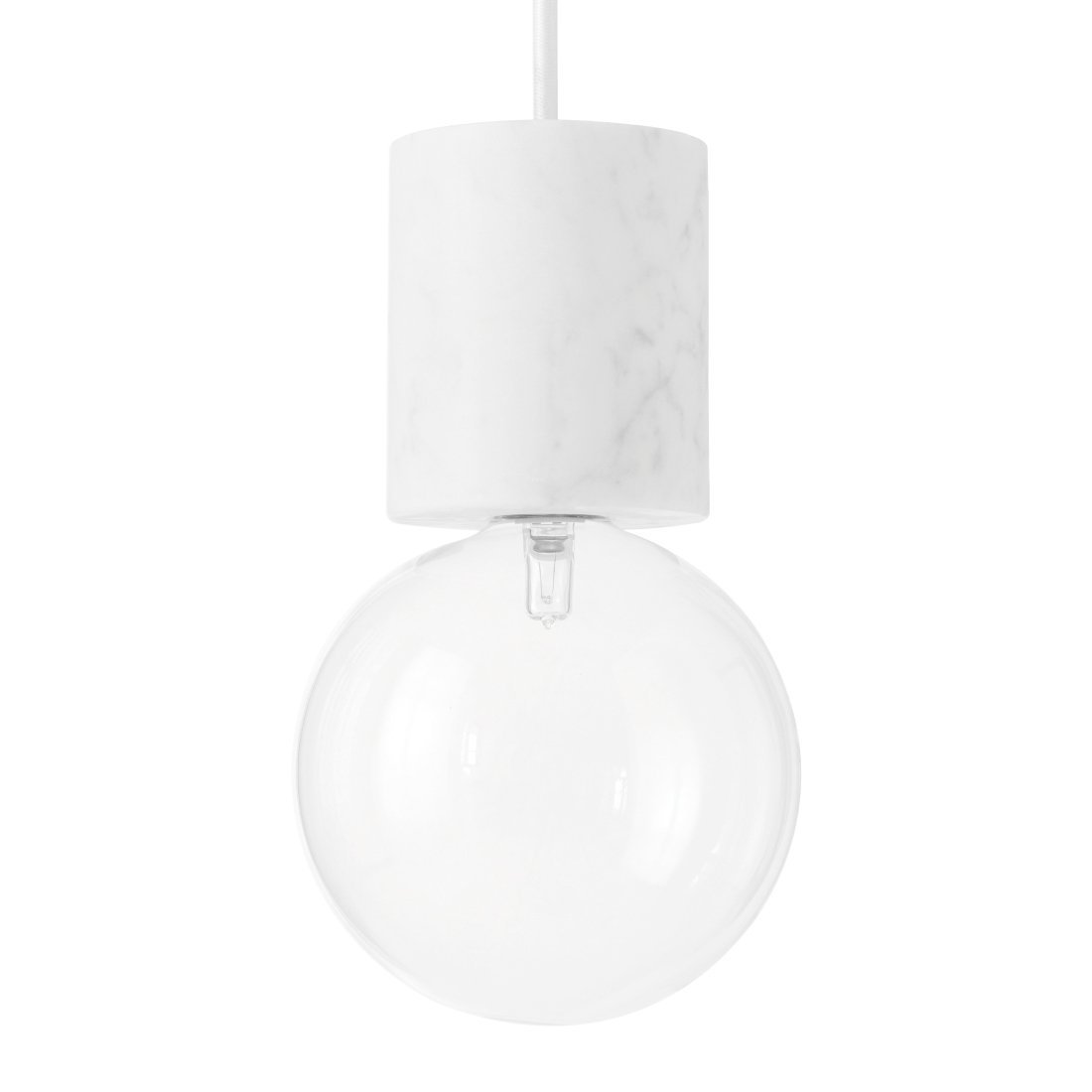&Tradition Marble Light Hanglamp L