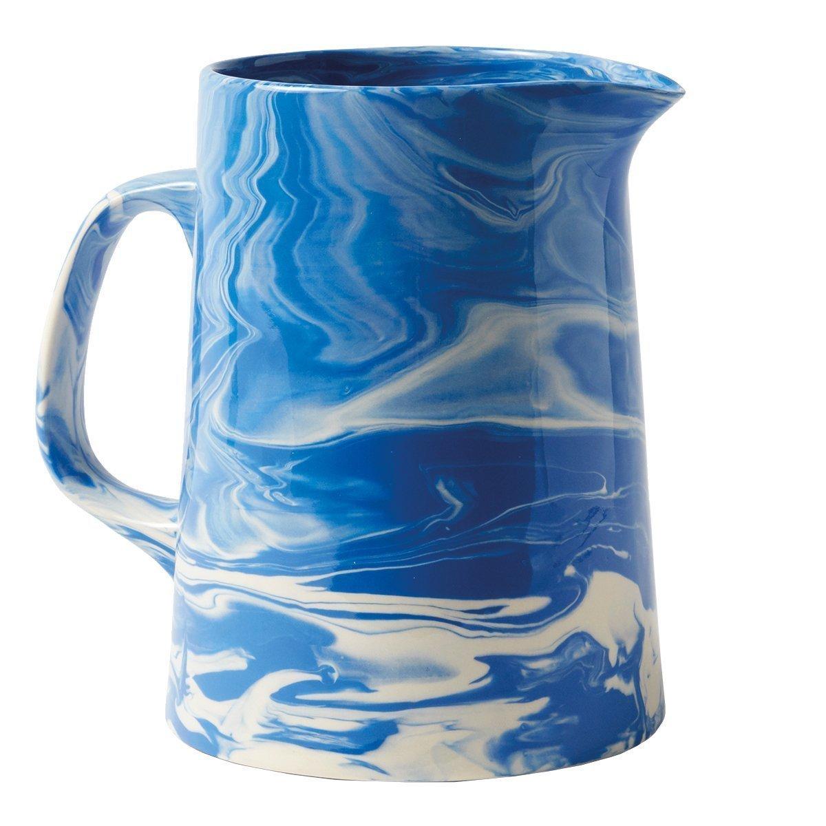 HAY Marbled Karaf - Blauw