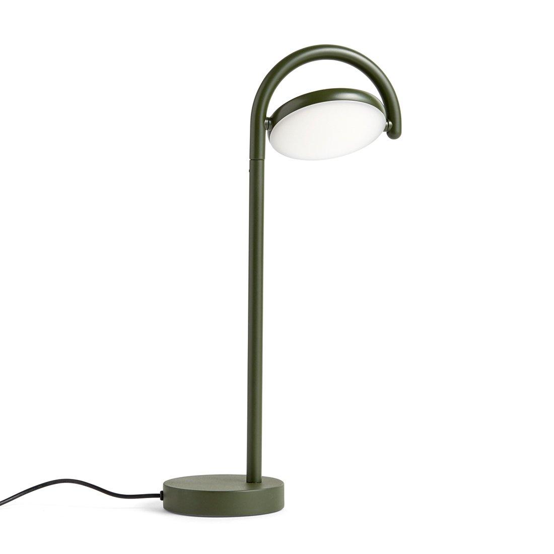 HAY Marselis Tafellamp - Kaki Groen