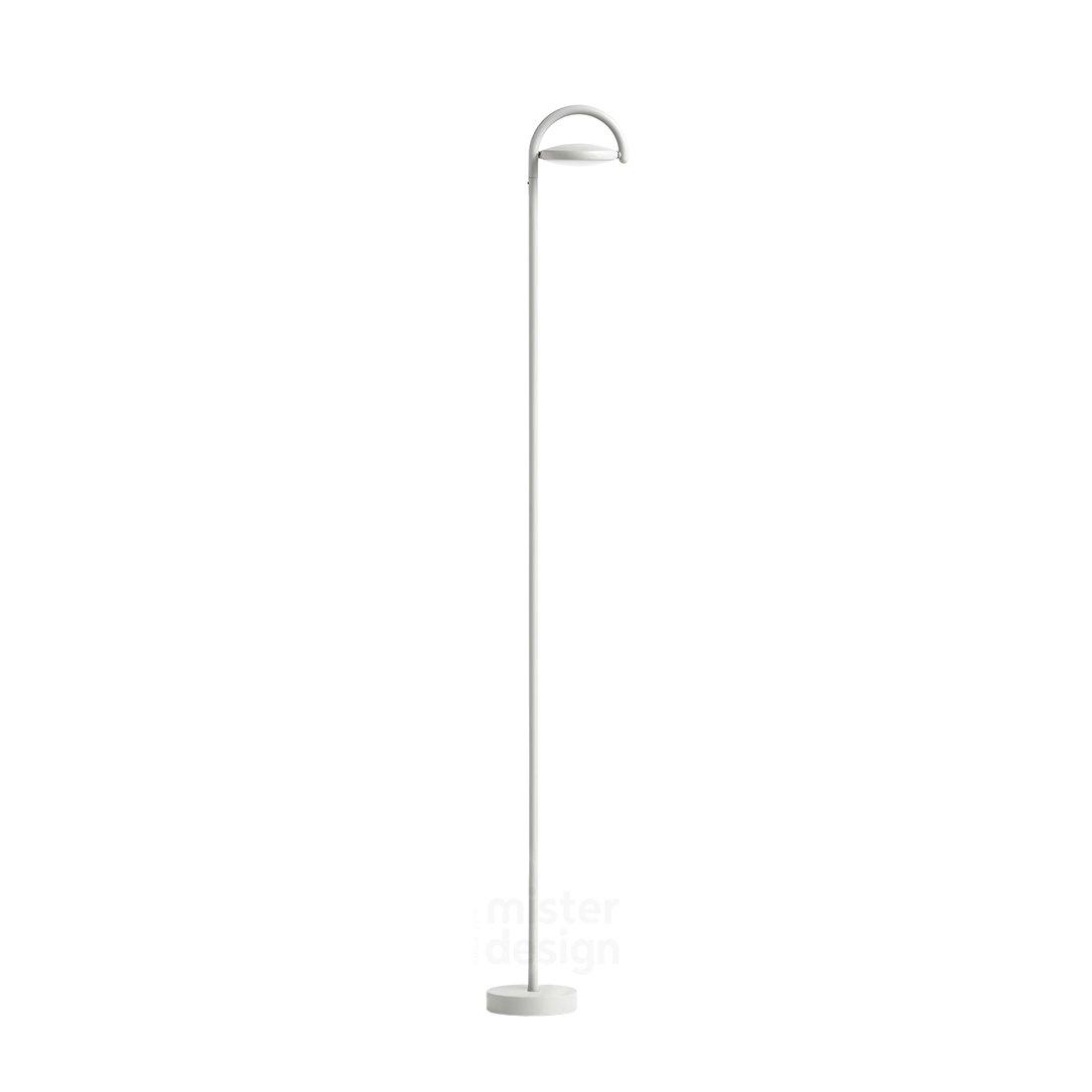 HAY Marselis Vloerlamp - Asgrijs