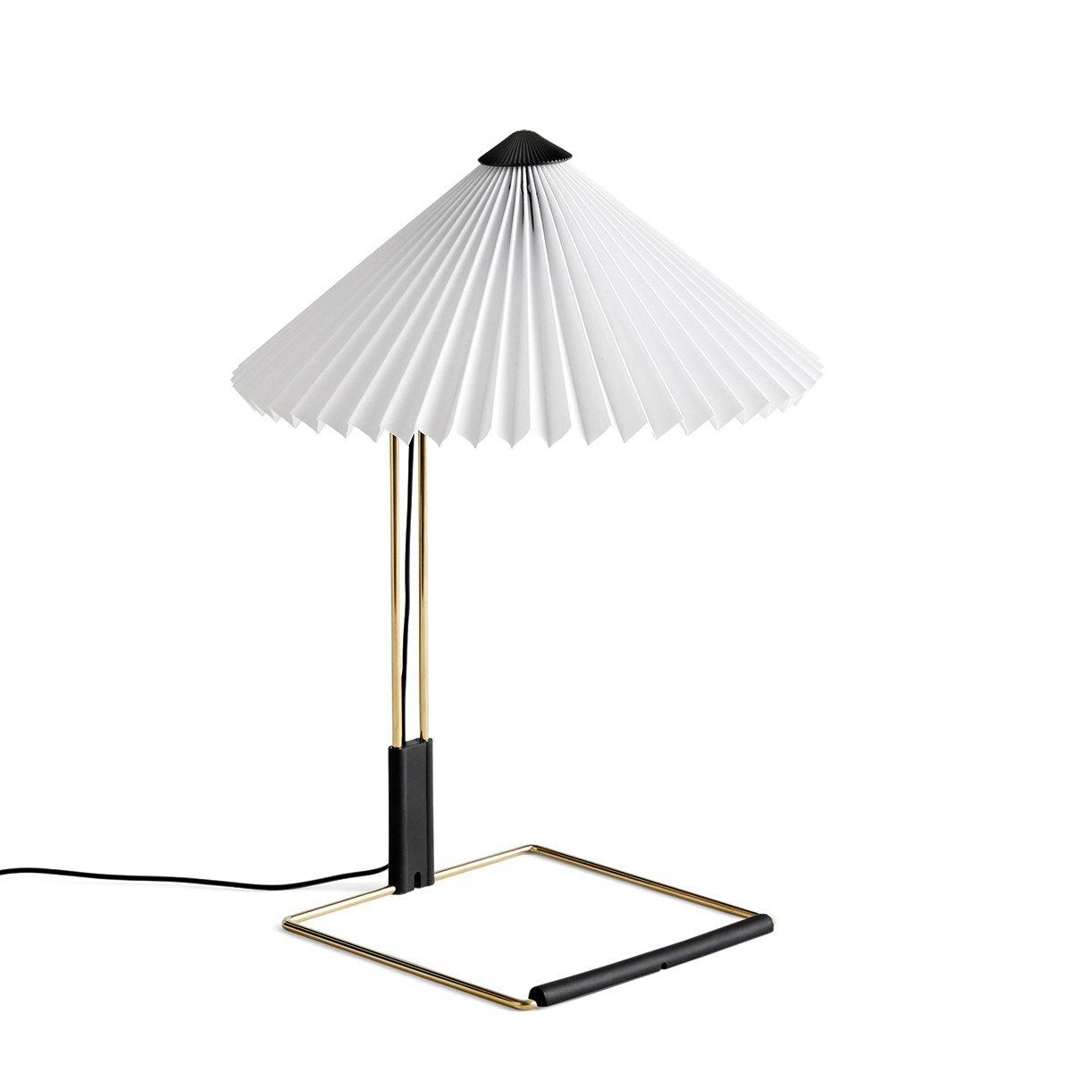 HAY Matin Tafellamp - Small - White