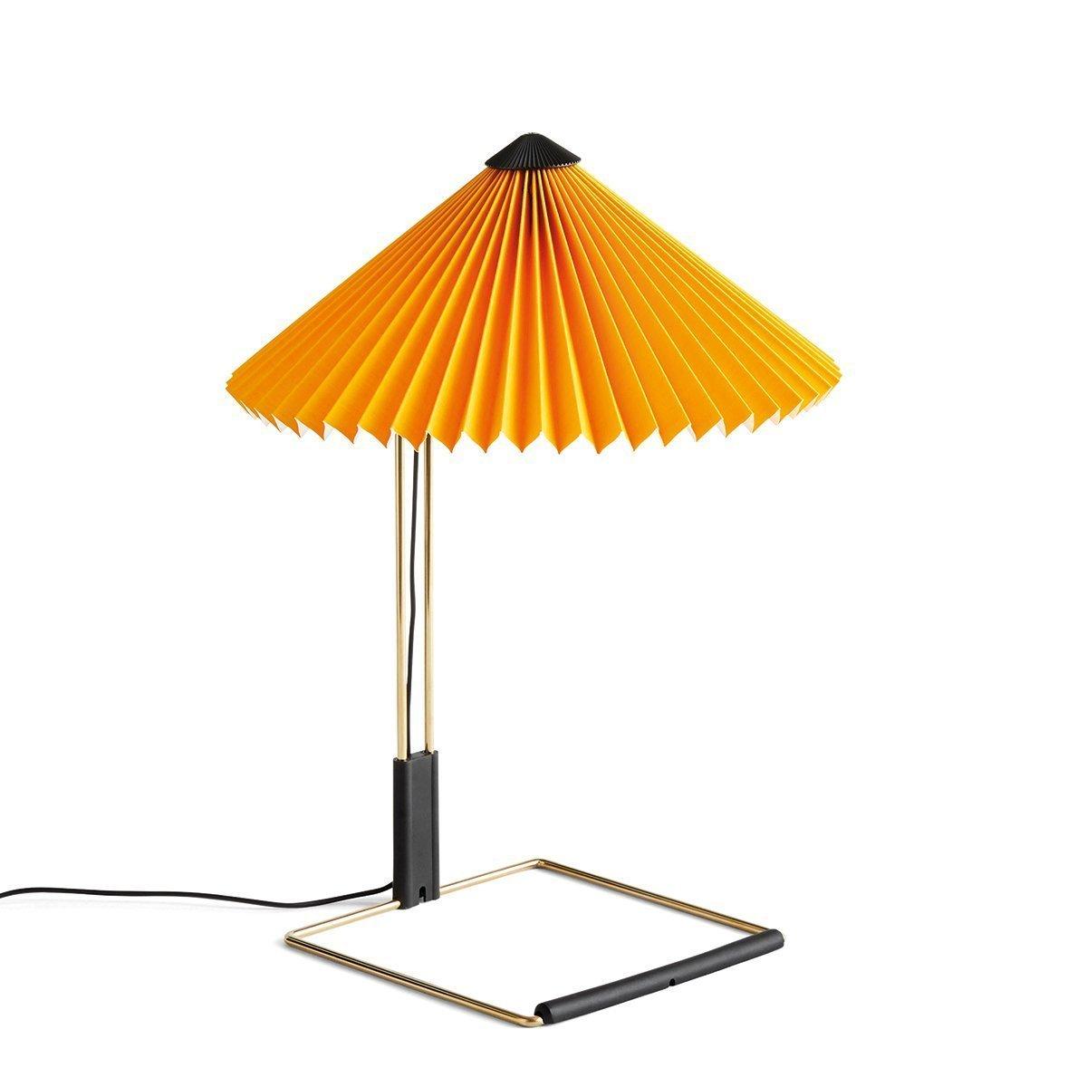 HAY Matin Tafellamp - Small - Yellow