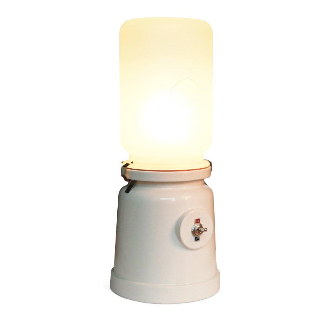 Cor Unum Meck Tafellamp Wit